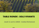 Table ronde : Sols Vivants
