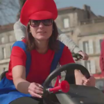 mario kart in the real life Angouleme